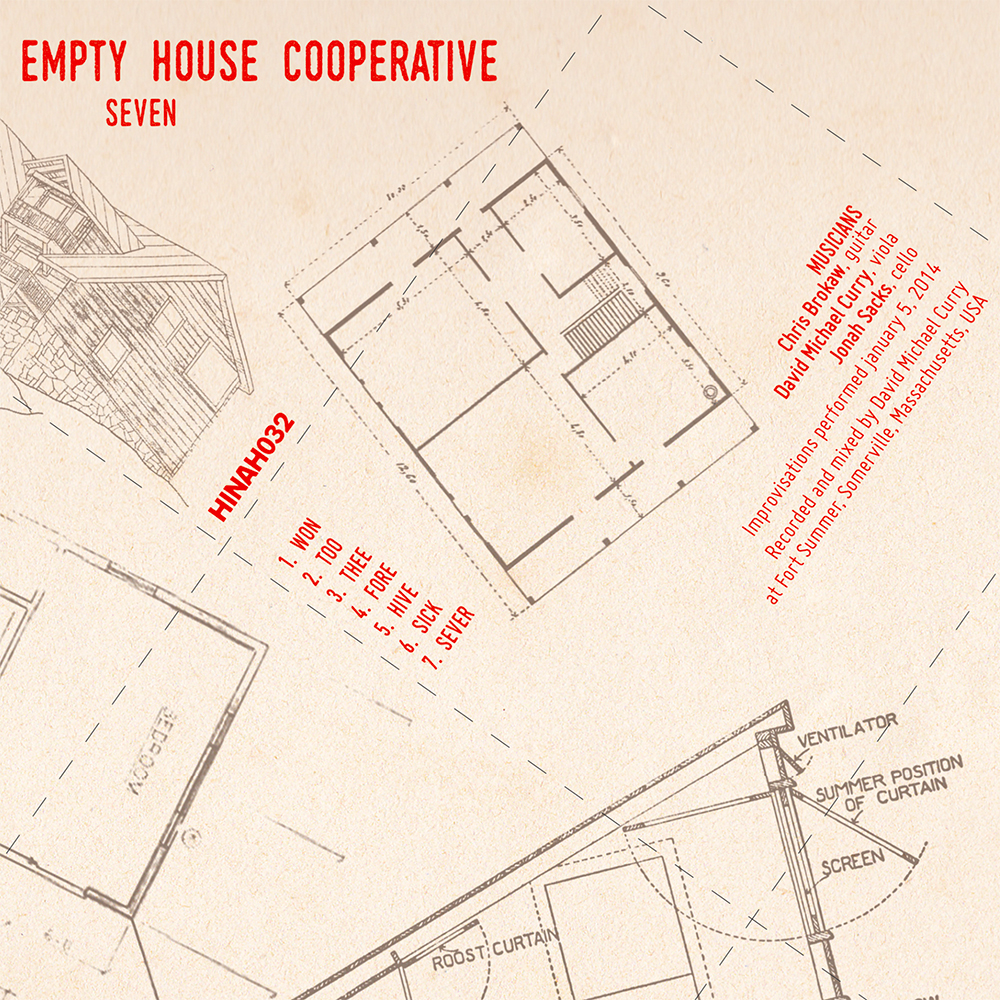"hinah032 - Empty House Cooperative ""Seven"""